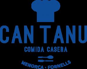 Logo Can Tanu Restaurante Fornells Menorca